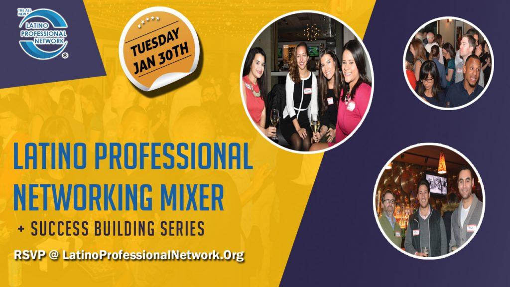 Latino Professional Networking Mixer