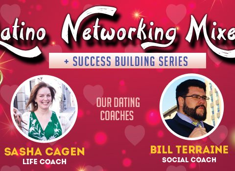 You're going to ❤️ our next Latino Professional Networking Mixer