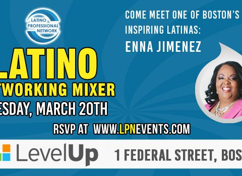 Spring Latino Networking Mixer In Boston