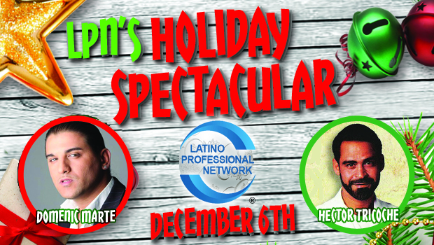 Latino Professional Networking Holiday Spectacular