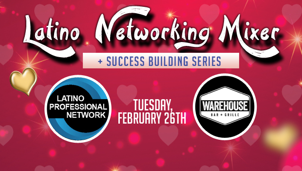 February Latino Networking Mixer In Boston