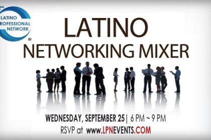 Latino Professional Mixer