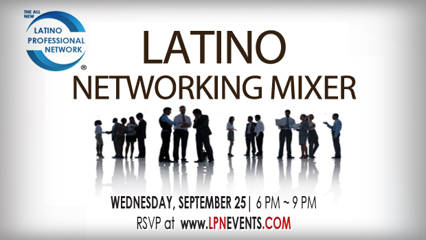 LPN's Hispanic Heritage Month Networking Mixer