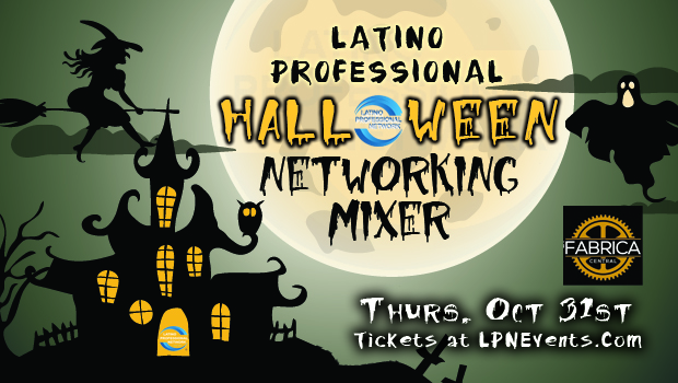 LPN's Halloween Latino Networking Mixer
