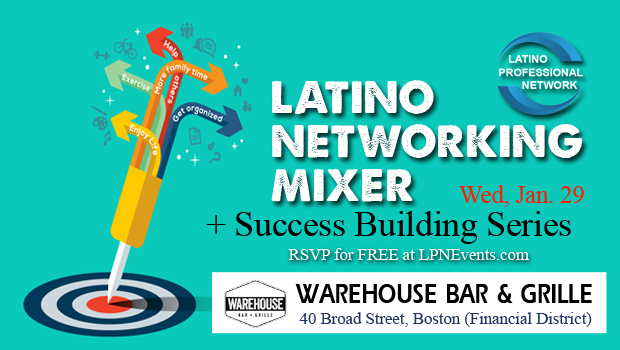 LPN's Latino Professional Networking Mixer